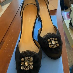 Pre-loved Satin vera Wang Pumps